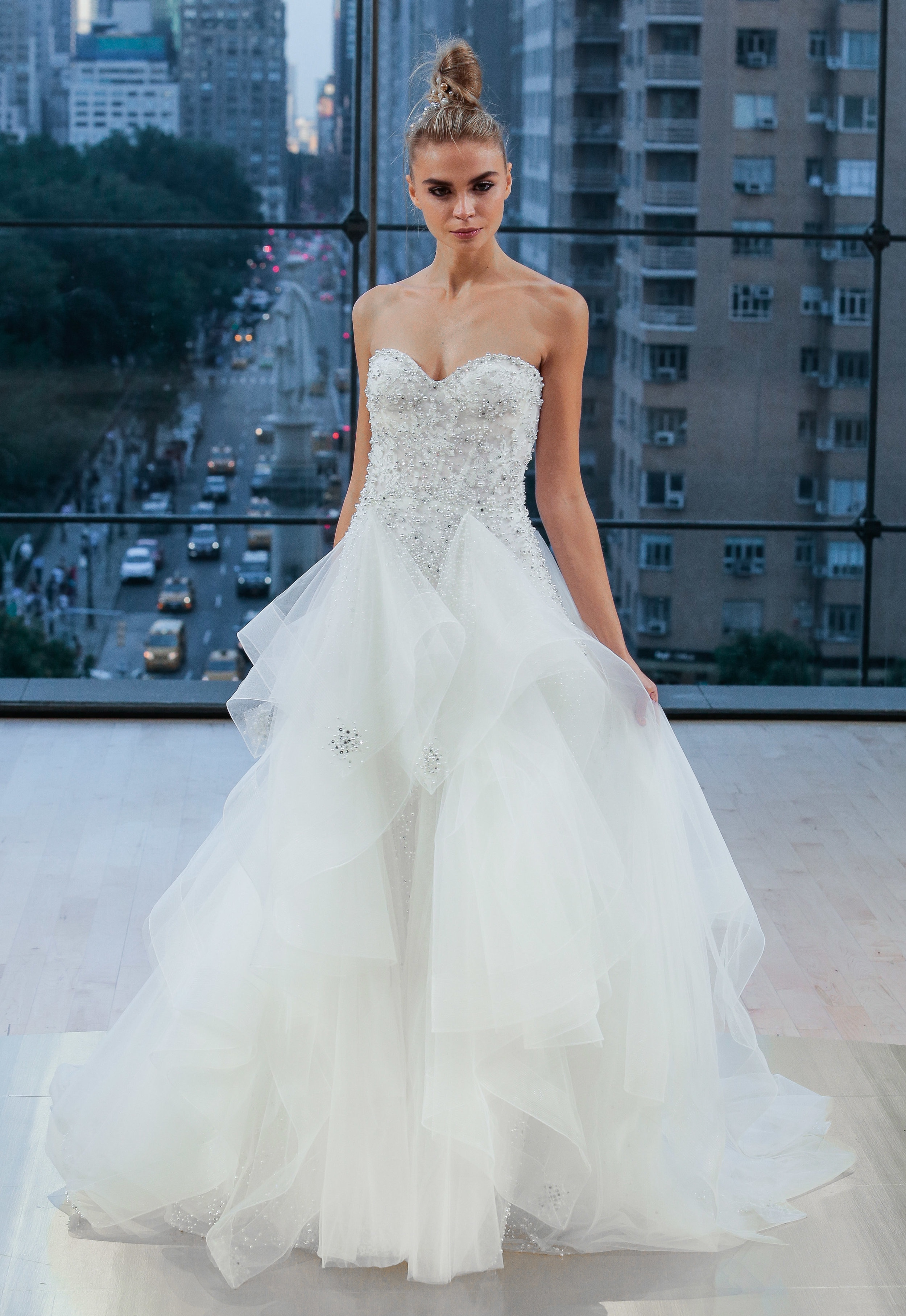 Bridal Fall 2018 Couture   LEX    INQUIRE