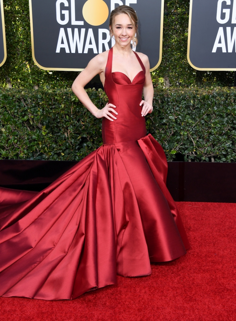 Holly Taylor  Golden Globe Awards