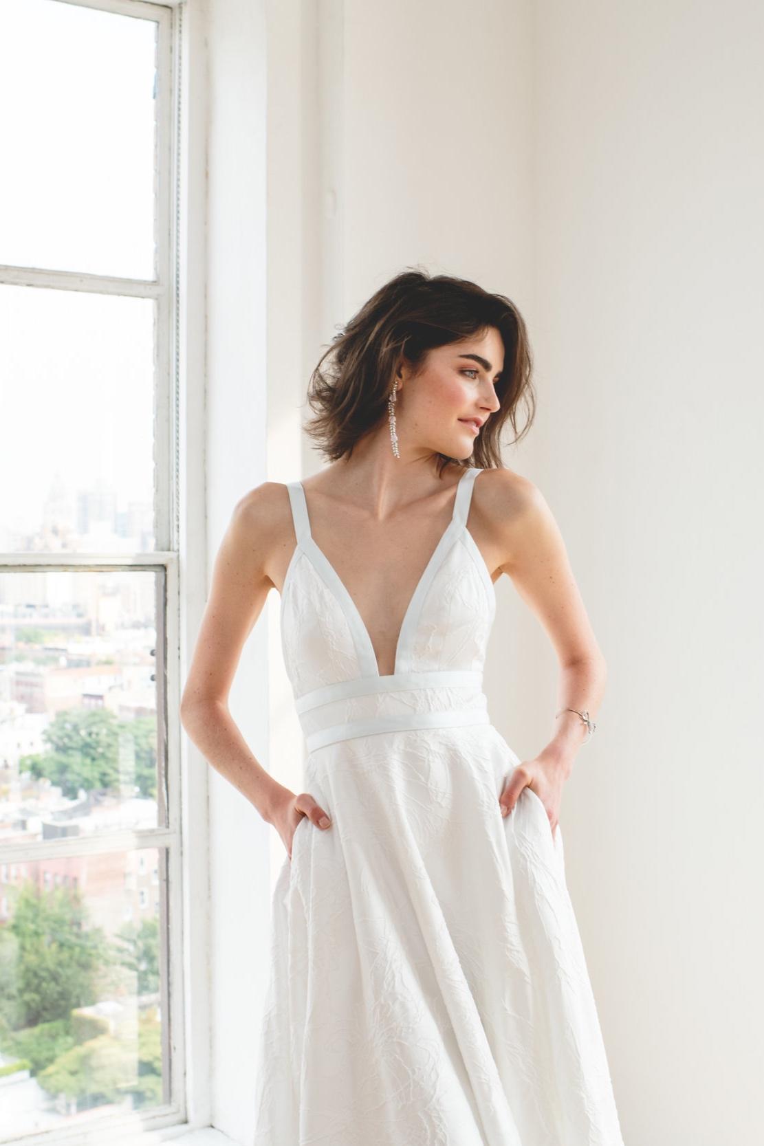Ines by Ines Di Santo Bridal Fall 2019   MARINA    INQUIRE