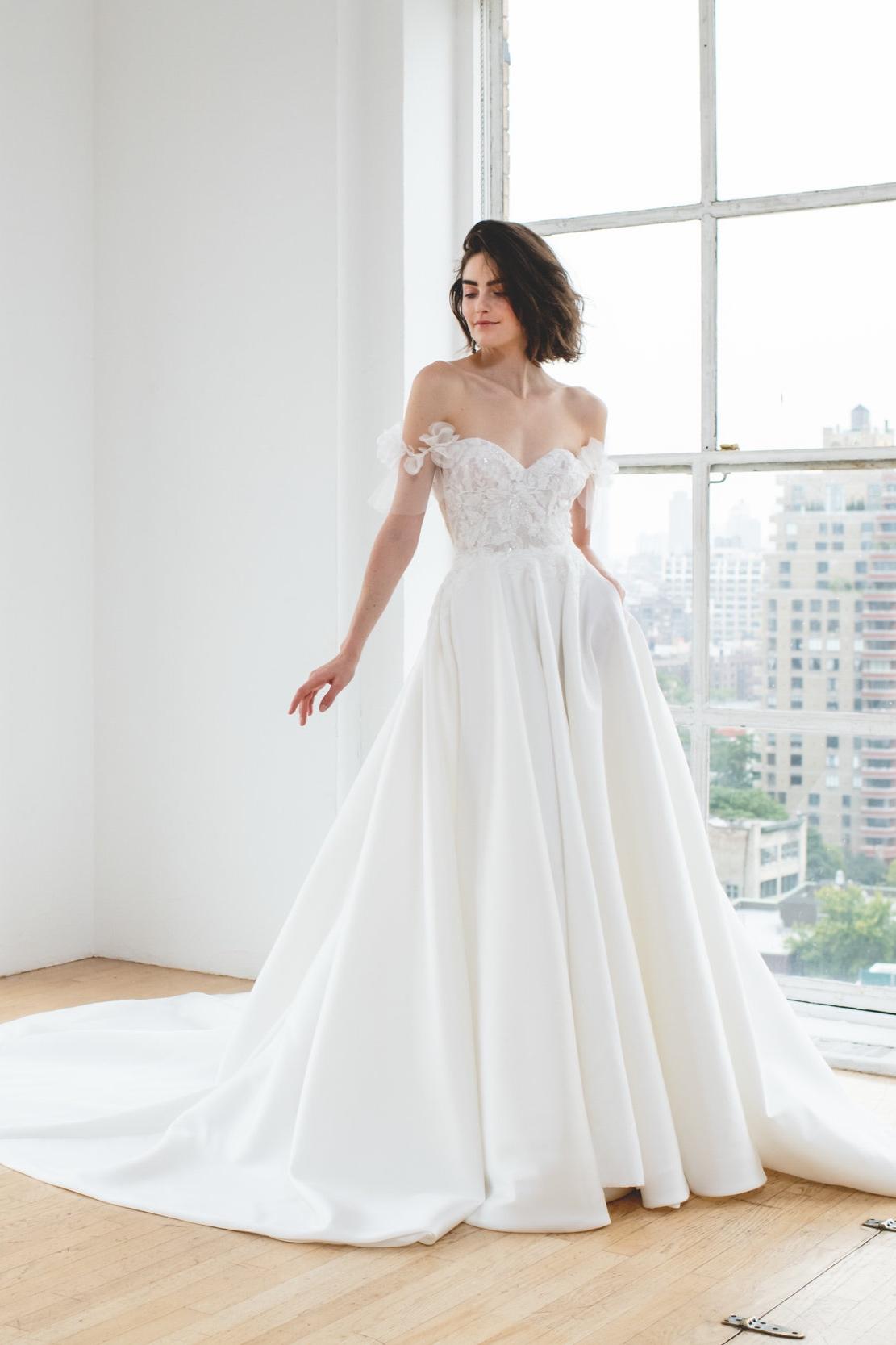 Ines by Ines Di Santo Bridal Fall 2019   NICOLETTE    INQUIRE