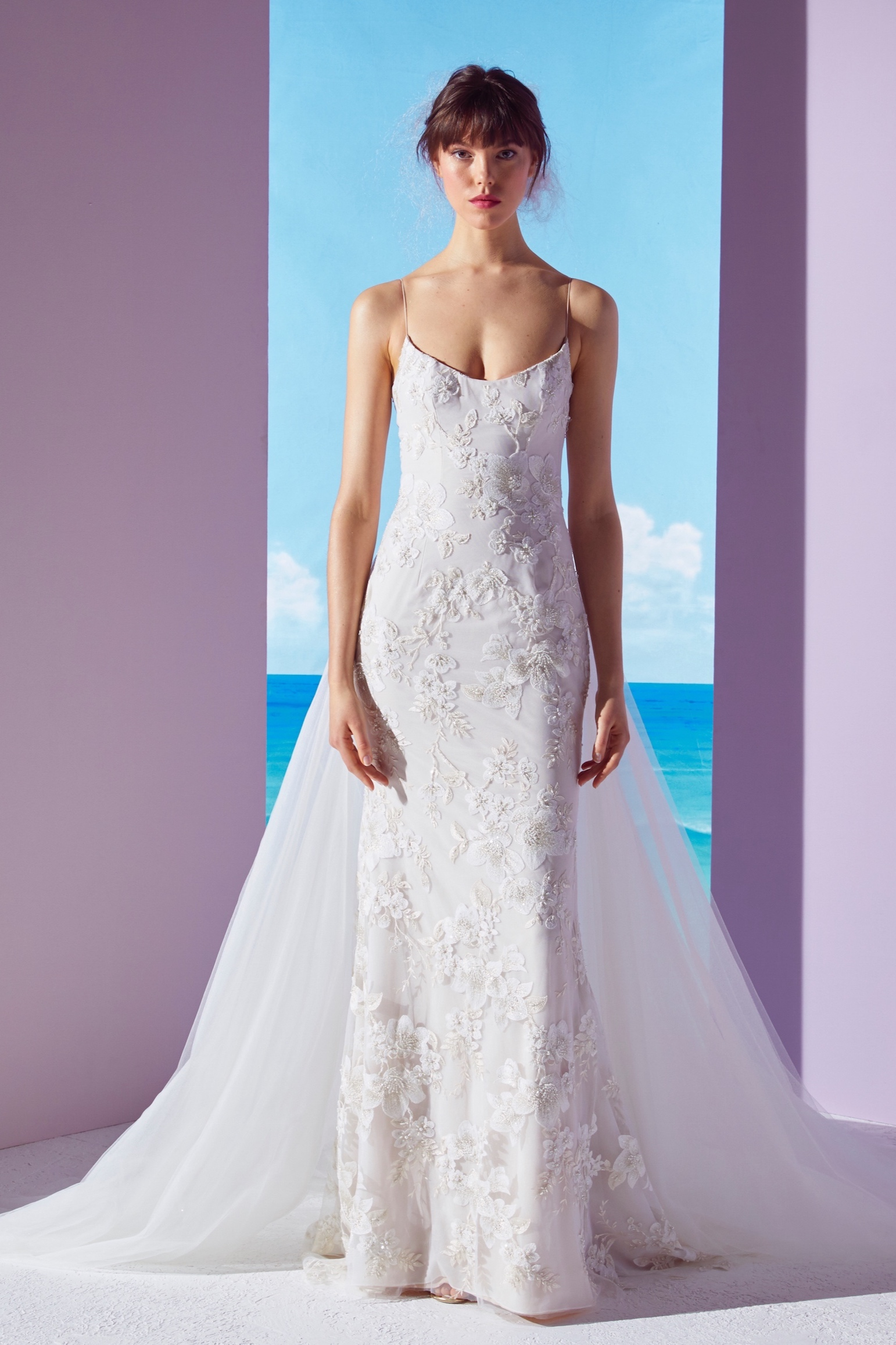 Ines by Ines Di Santo Bridal Spring 2019   LELA    INQUIRE