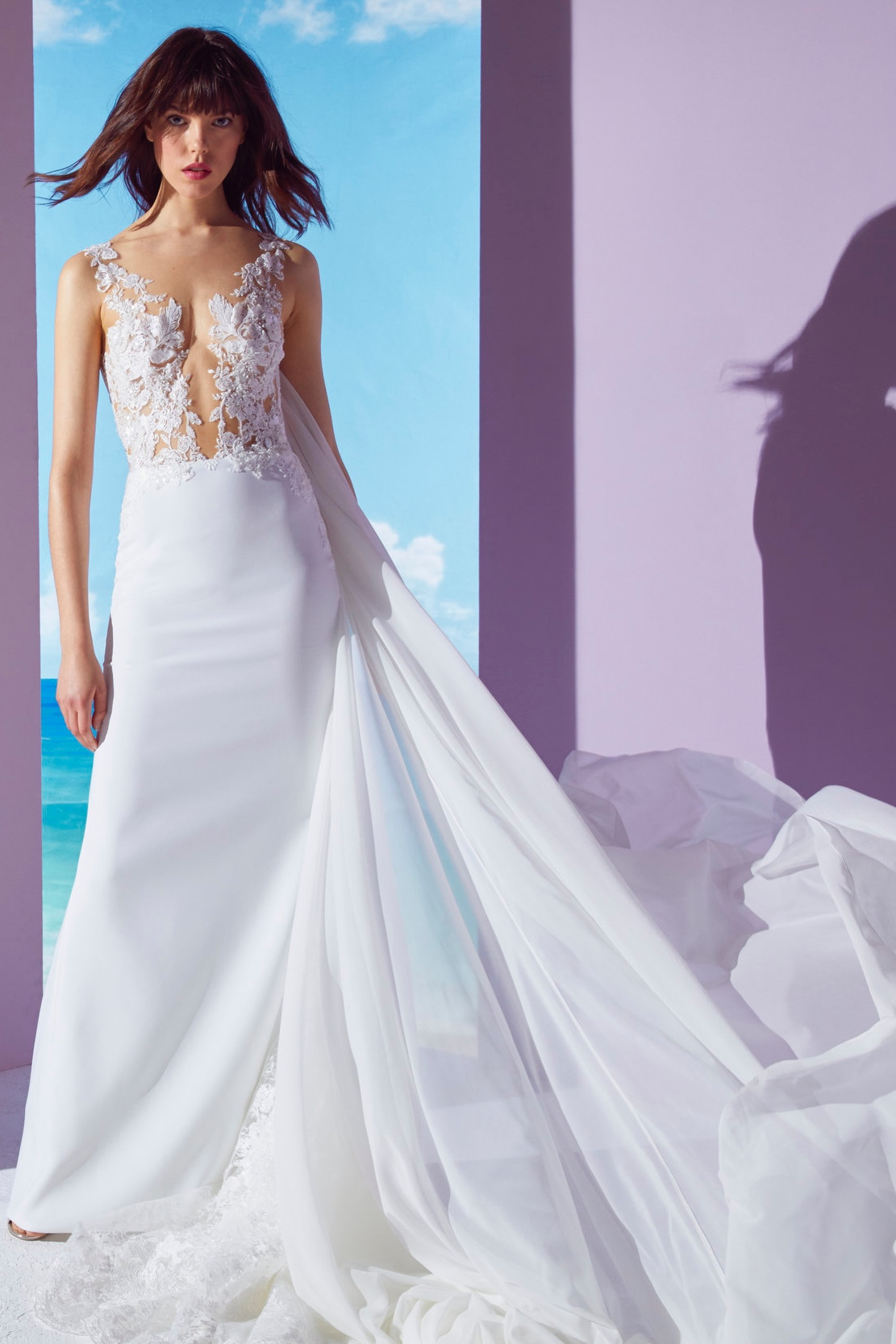 Ines by Ines Di Santo Bridal Spring 2019   NADJA    INQUIRE