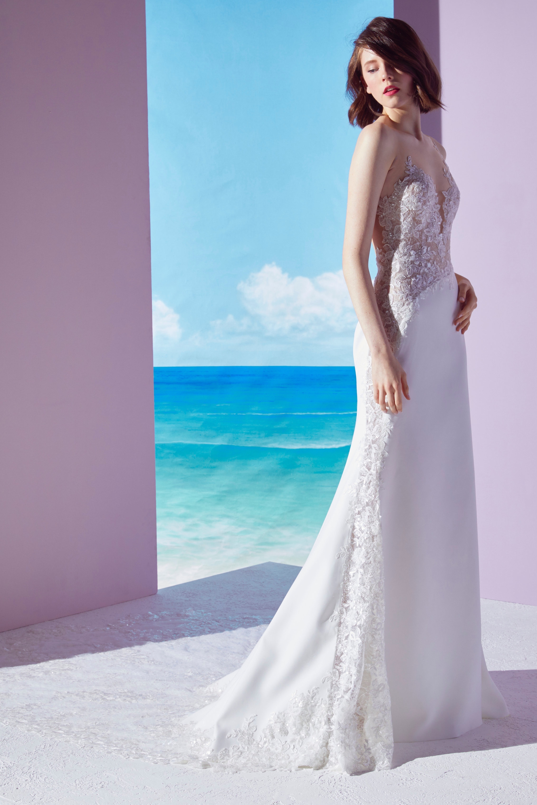 Ines by Ines Di Santo Bridal Spring 2019   MISHA    INQUIRE