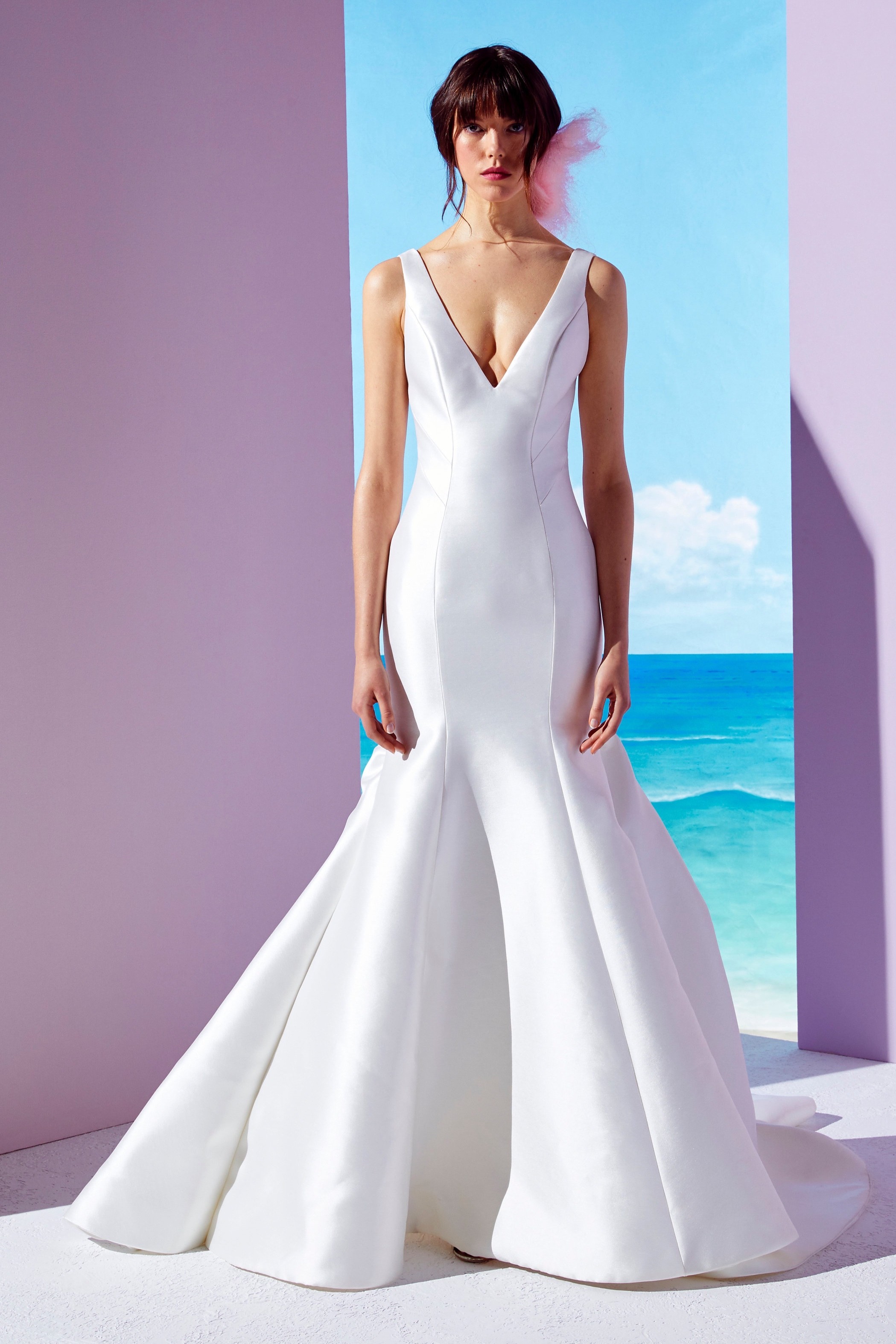 Ines by Ines Di Santo Bridal Spring 2019   BAILEY    INQUIRE