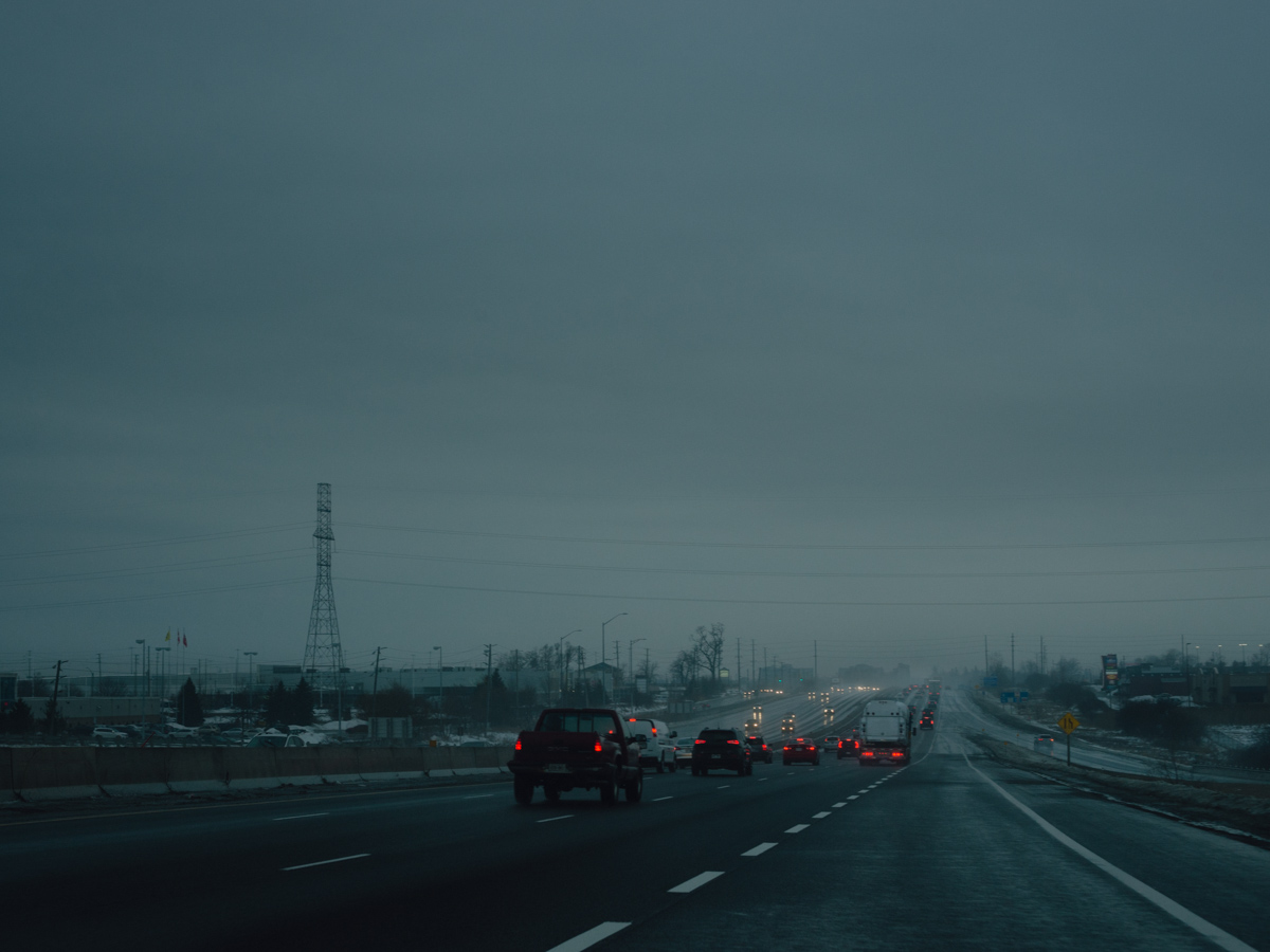 Josh Henderson Highway #6 2019