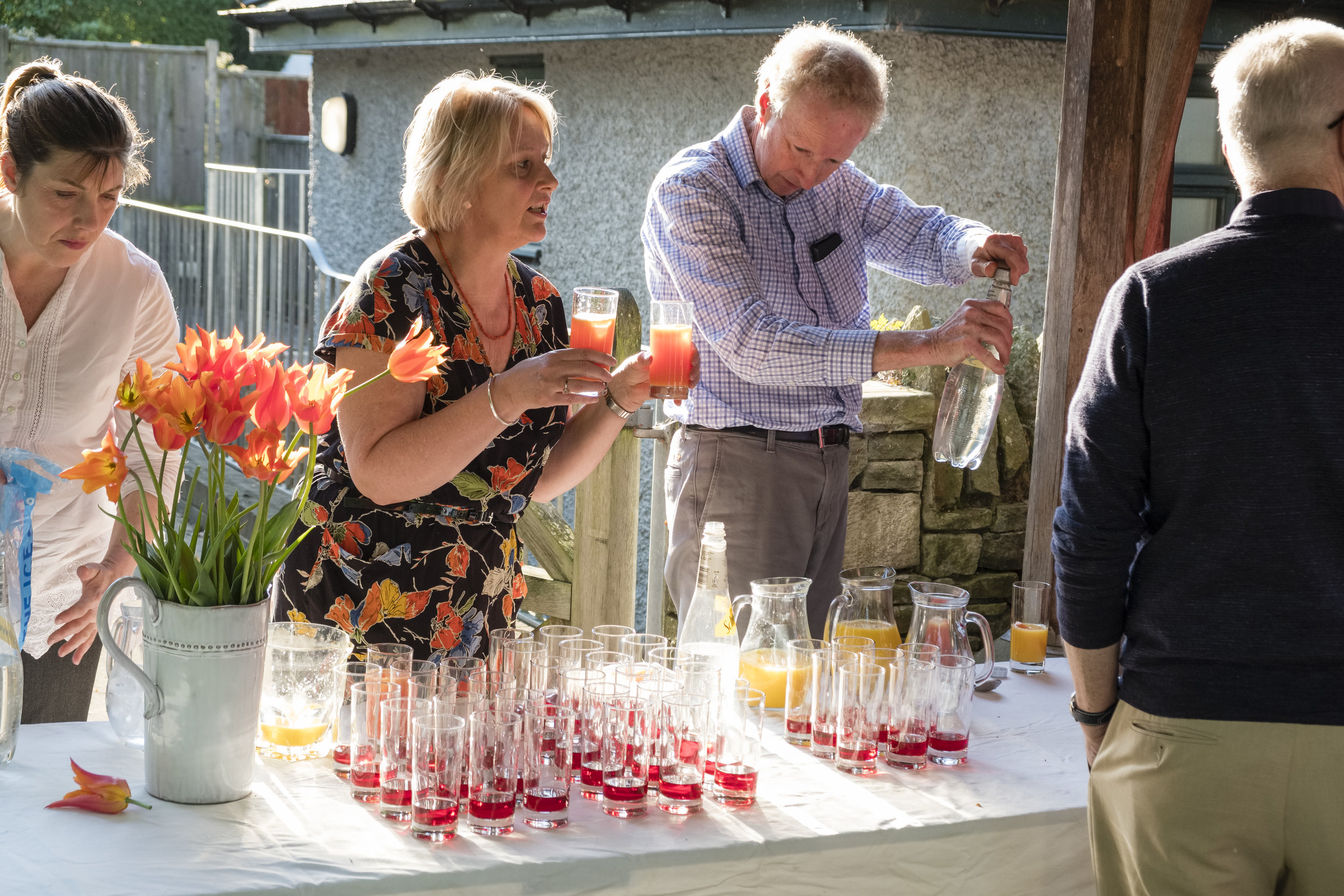 Presteigne Food and Flowers Festival