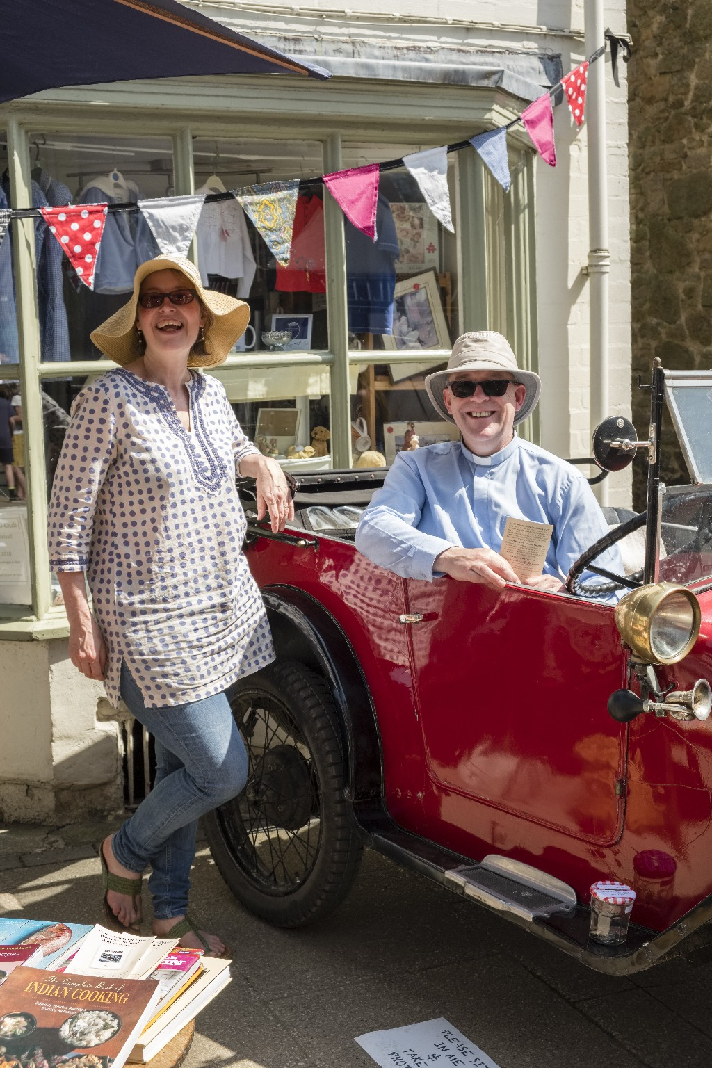 Presteigne Food and Flower Festival