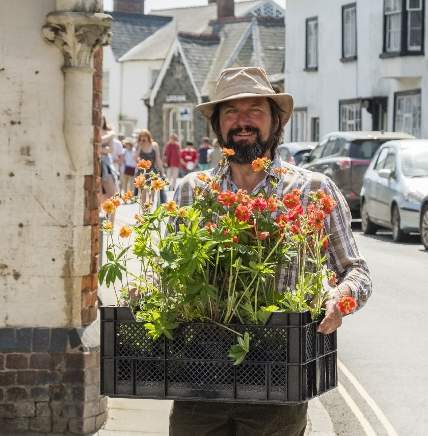 food & fLOWER fESTIVAL - With free entry and free parking, the Presteigne Food & Flower Festival is a great day out and a wonderful opportunity to meet local food and drink producers, as well as visiting open gardens in Presteigne.