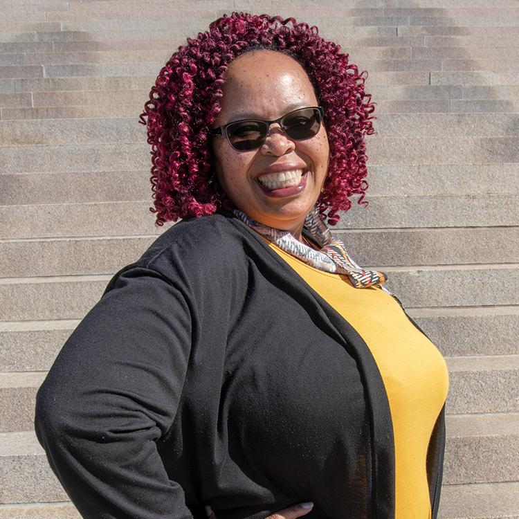 Tara James-Wallace  STDs Researcher