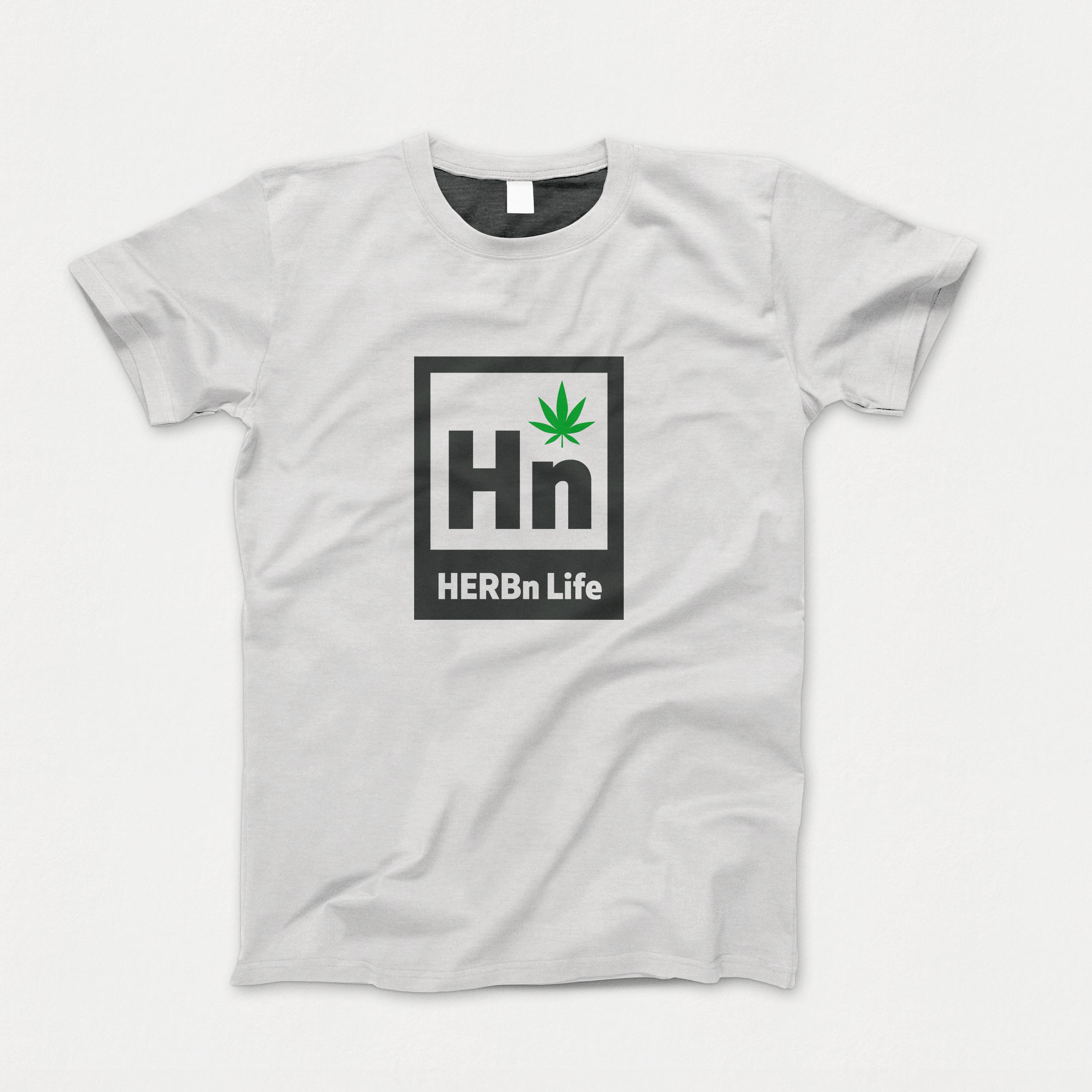 HERBn Life Logo Development