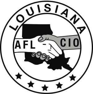 Louisiana AFL-CIO, LIGHT shading on right hand and wrist.png