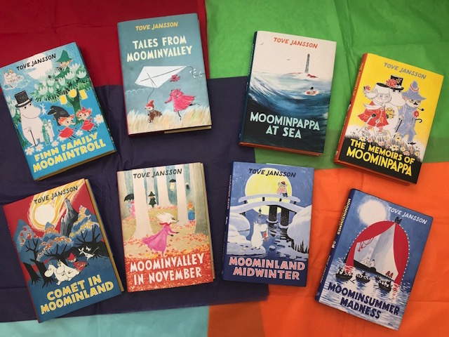 The Moomin novels Collectors' Editions - Tove Jansson's original Moomin Books need no introduction.See our glorious Special Collector's Edition Moomin titles and sign up to our special Moomin Books newsletter.