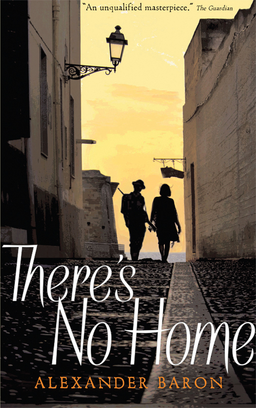 There's No Home Alexander Baron Cover.jpg