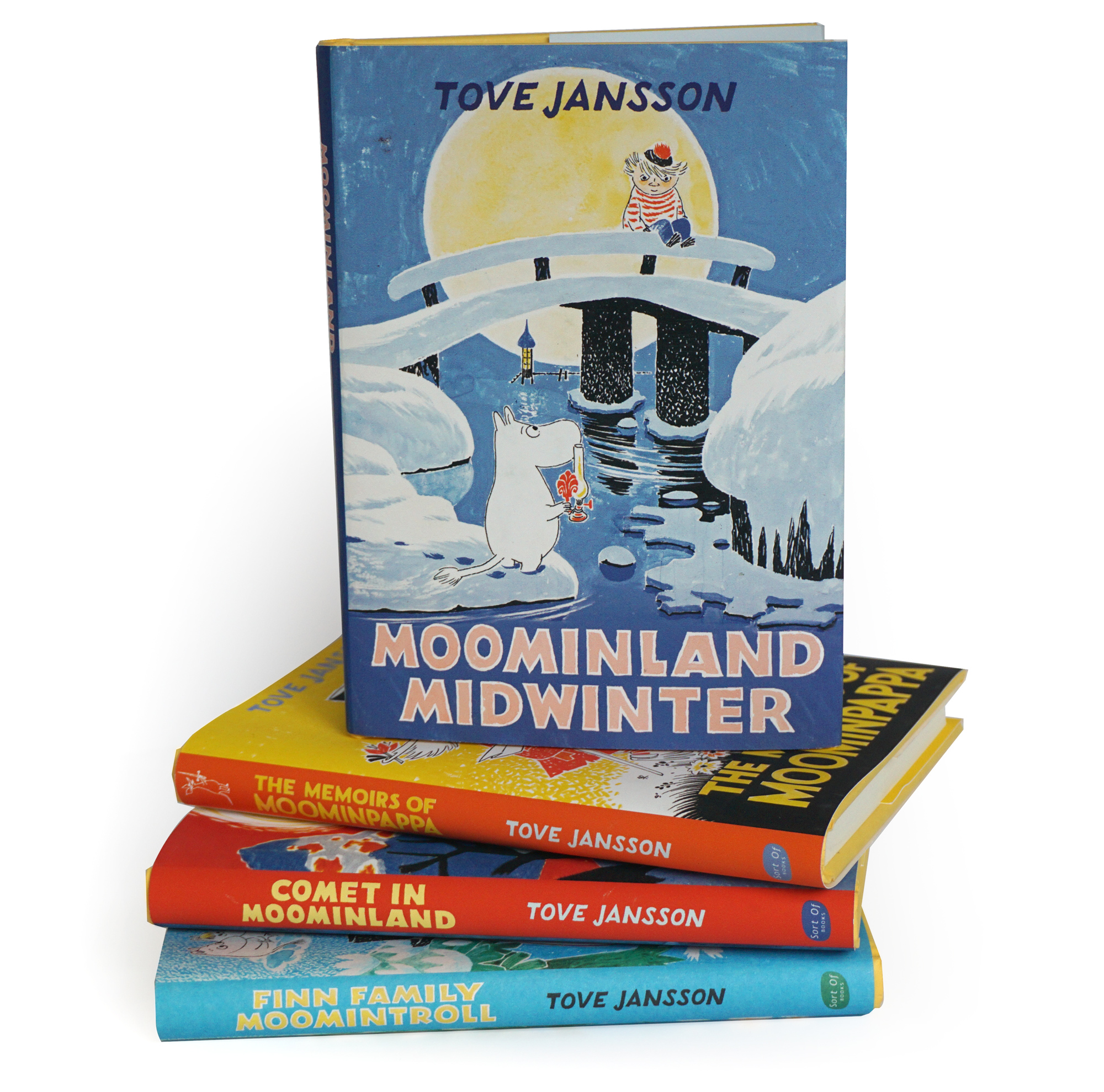 Tove Jansson Moominland Midwinter Stack.jpg