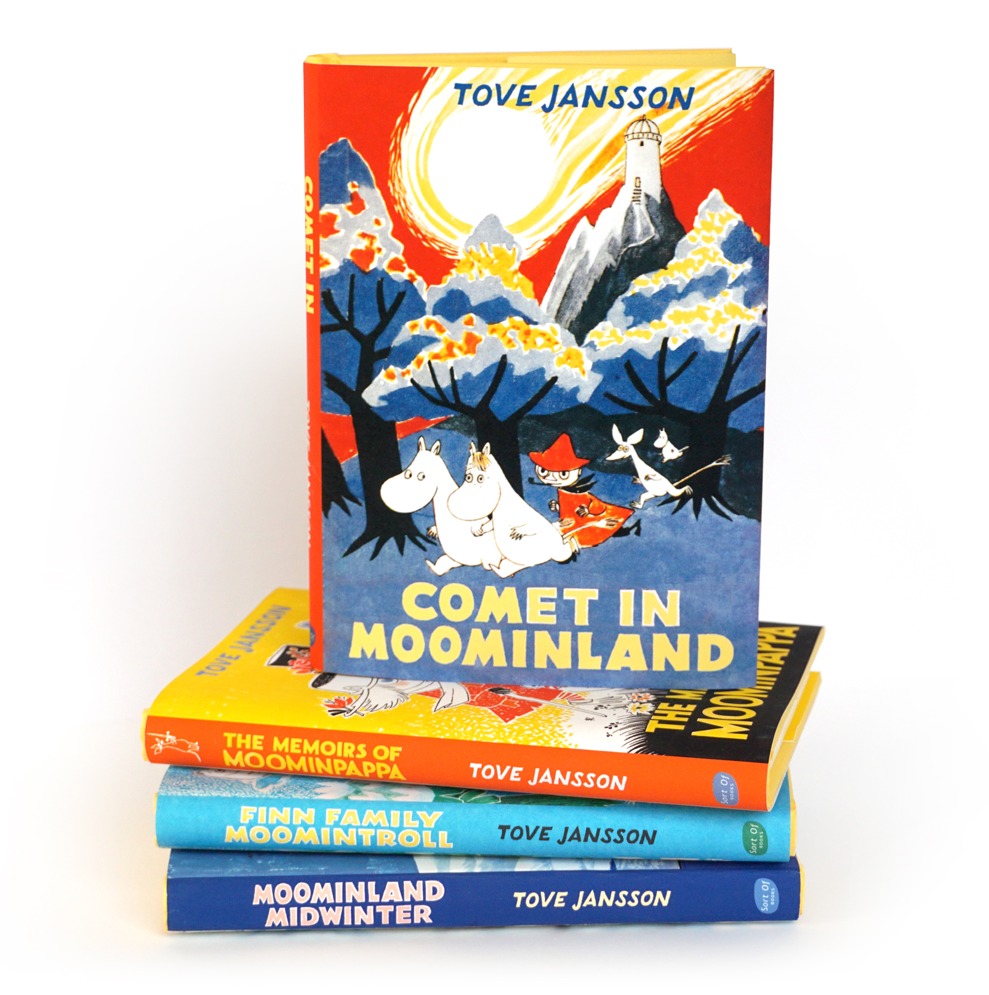 Tove Jansson Comet in Moominland Stack Sort of Books.jpg