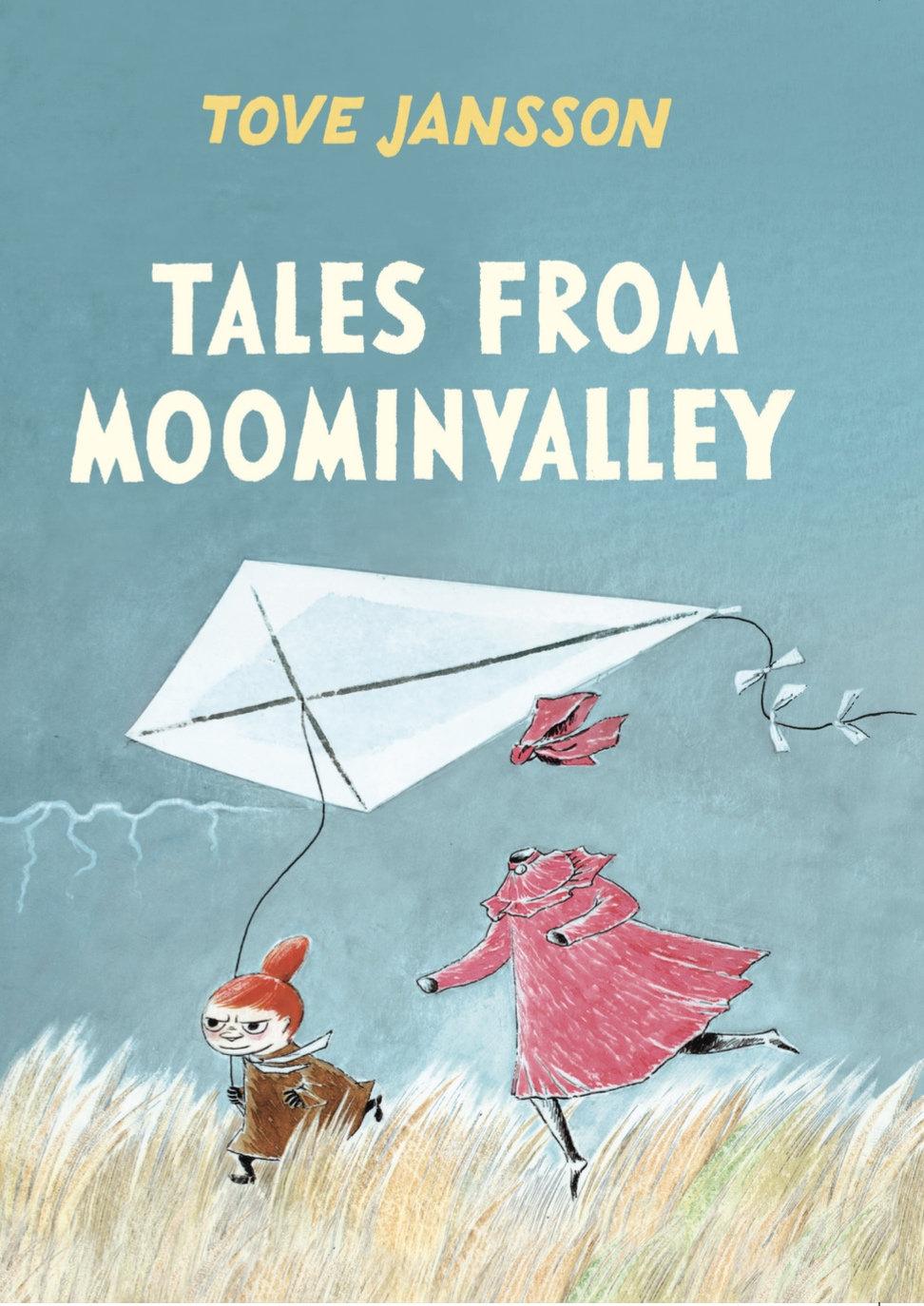 Tove Jansson Tales from Moomin Valley Sort of Books.jpg
