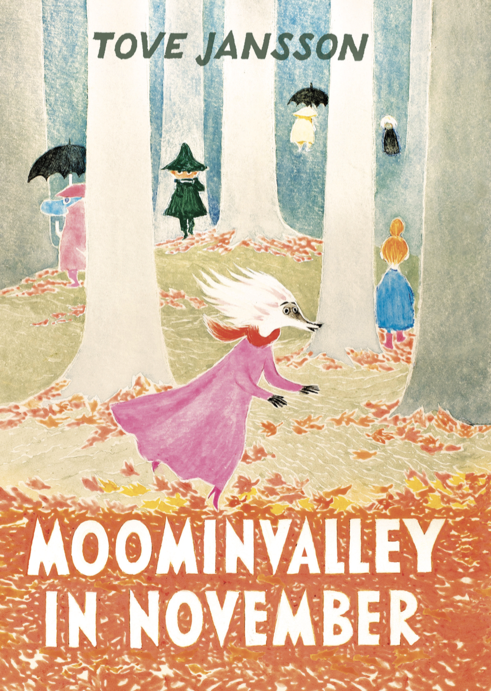 Tove Jansson Moomin Valley in November Sort of Books.jpg