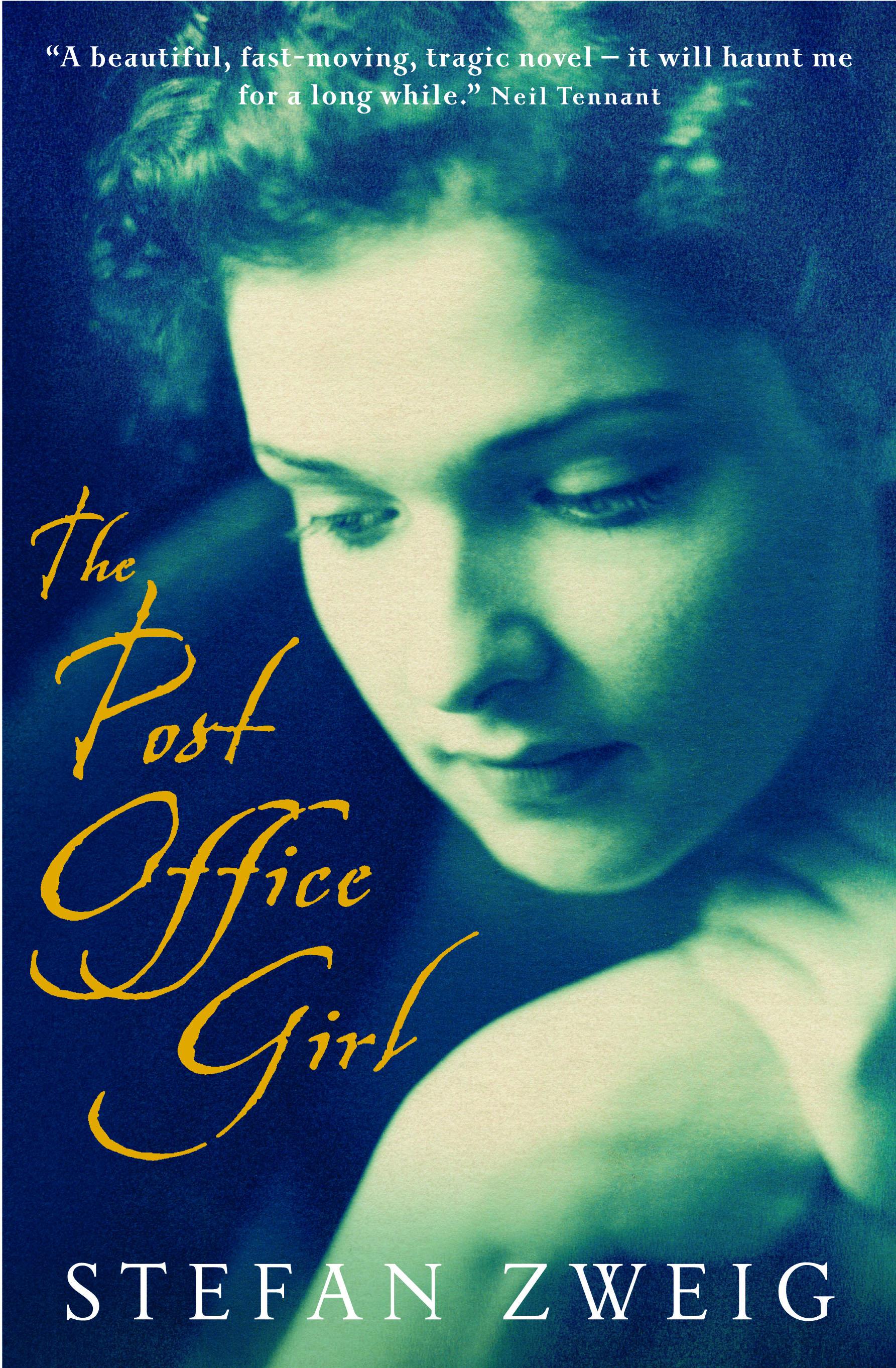 Stefan Zweig The Post Office Girl Sort of Books