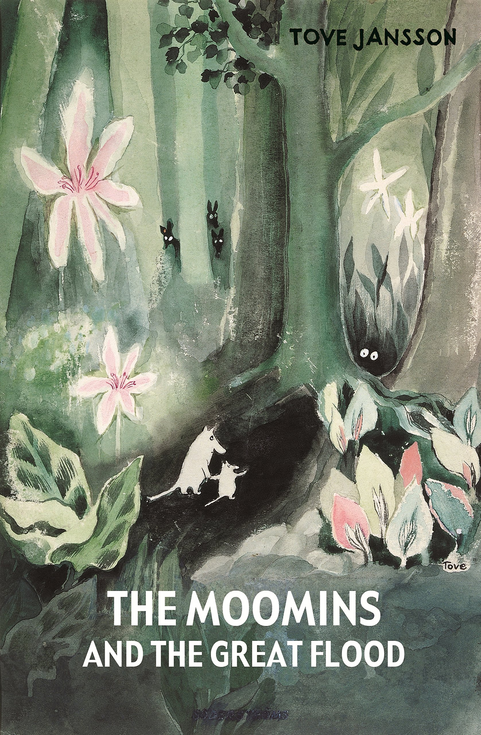 Tove Jansson The Moomins & The Great Flood Sort of Books.jpg