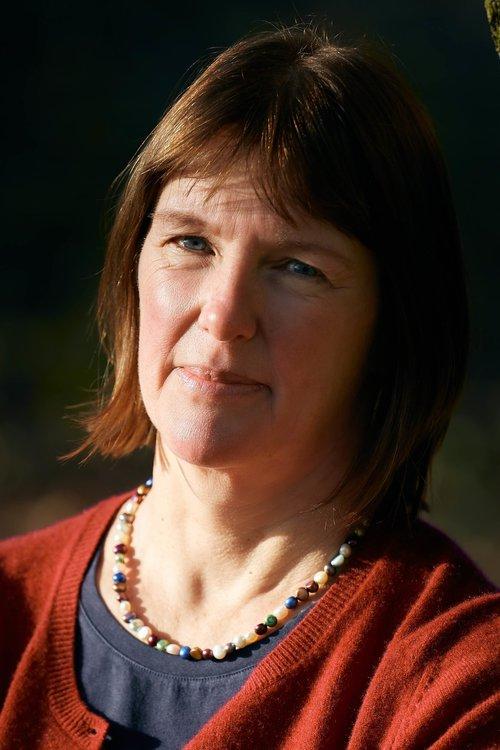 Kathleen Jamie, author of Surfacing