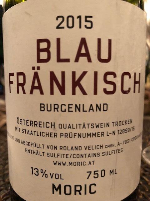 Blau Frankisch