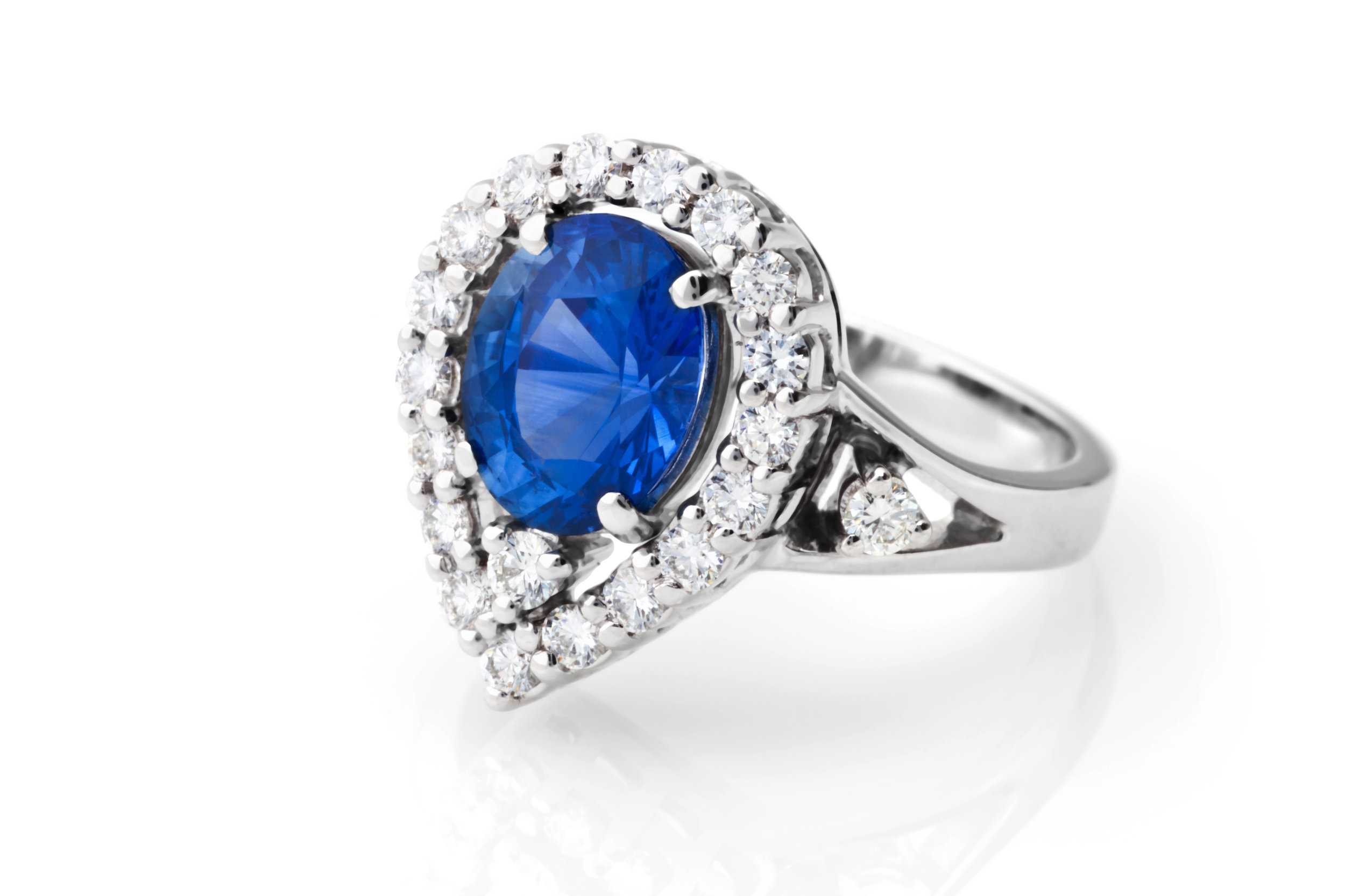 Sapphire Ring - Jewelry Appraisal