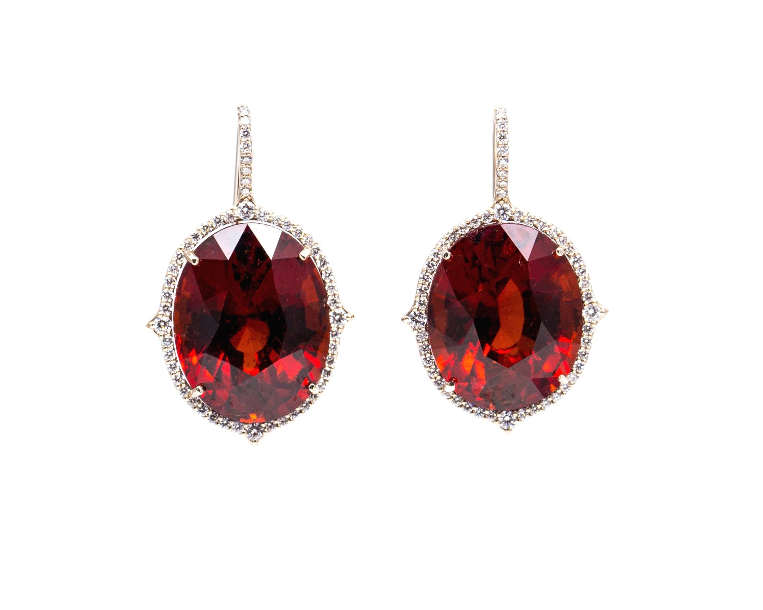 Ruby Earrings - Jewelry Appraisal