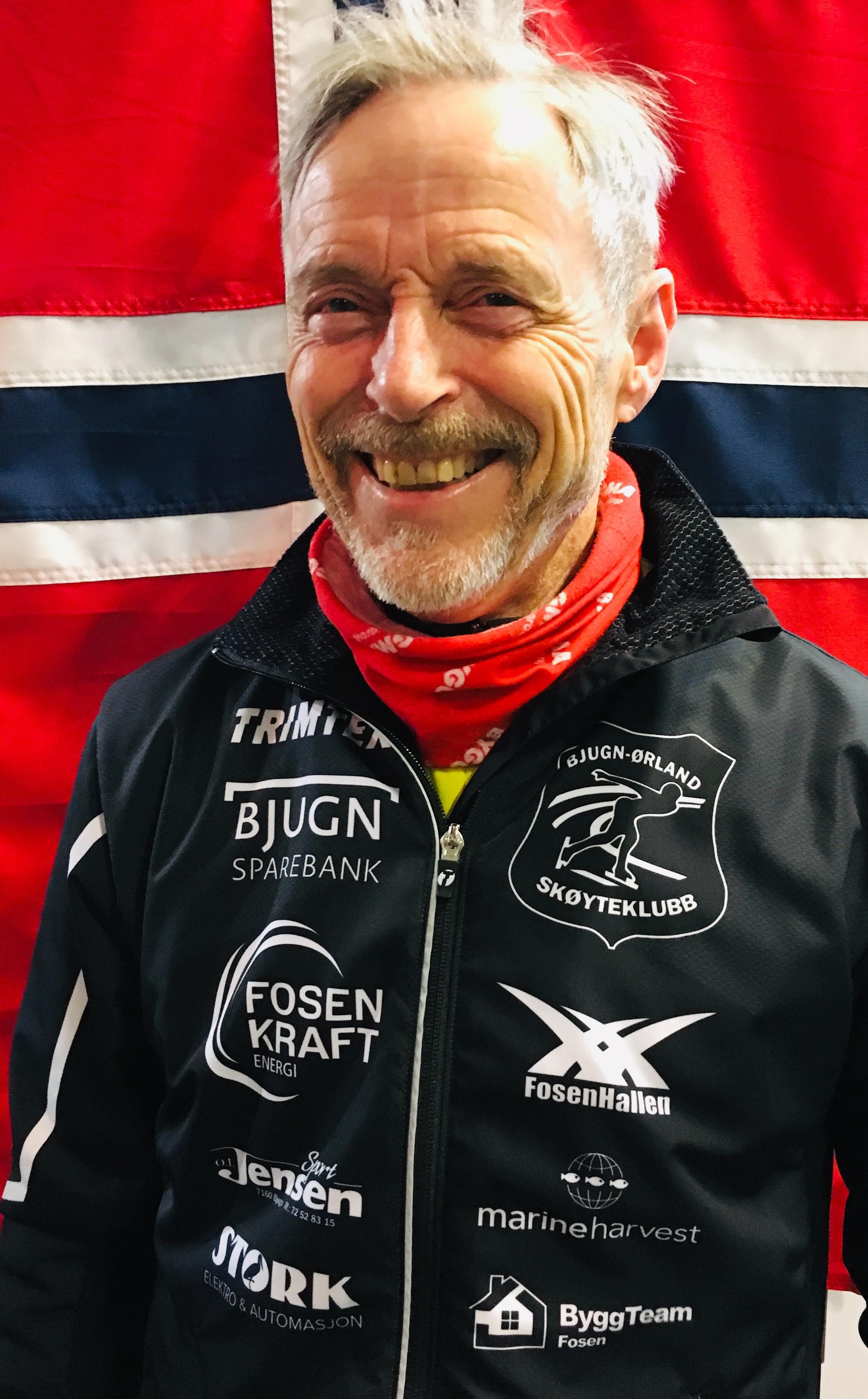 Martin meland - Født: Jan 1946Skøyteklasse: M70Skøyter: Viking sko og stålPerser: Trykk her