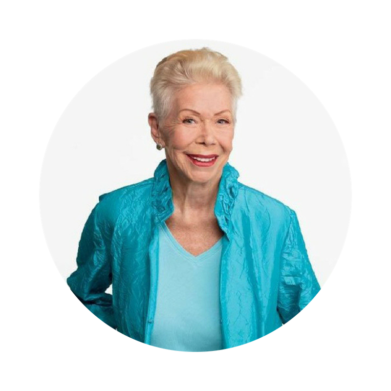 """-Louise Hay, Author and Founder of Hay House - """"Michelle Sorro reminds us of the blessings we always have in our lives to be grateful for. I heartedly recommend her work. """""""