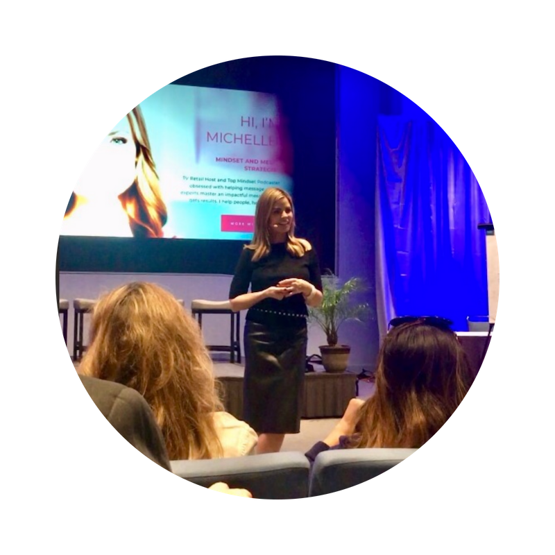 Speaking - Deeply relatable, actionable and proven to inspire and engage small to large size groups. Speaking lights my soul on fire. Love to learn how I can help serve your mission.