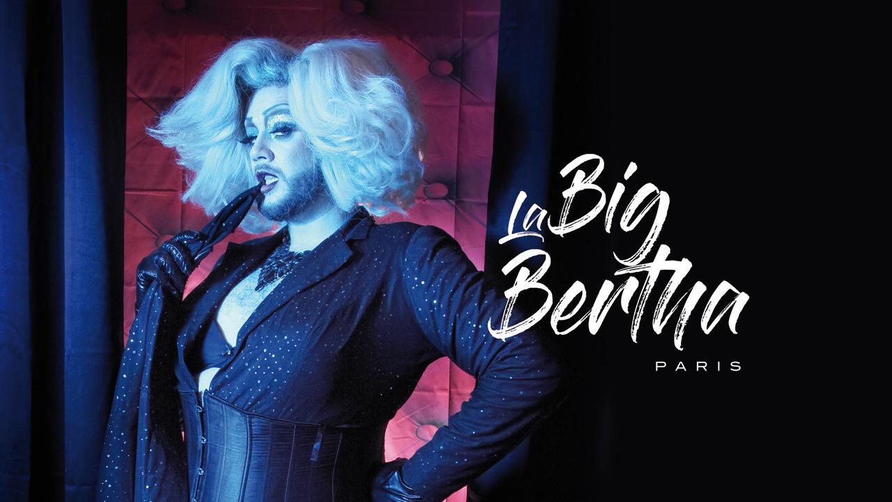 Mi amazona con purpurina: La Gran  Big Bertha . Su  Instagram  es un poema pero verla en escenario es toda una experiencia! Próximas fechas disponibles en su  Facebook .