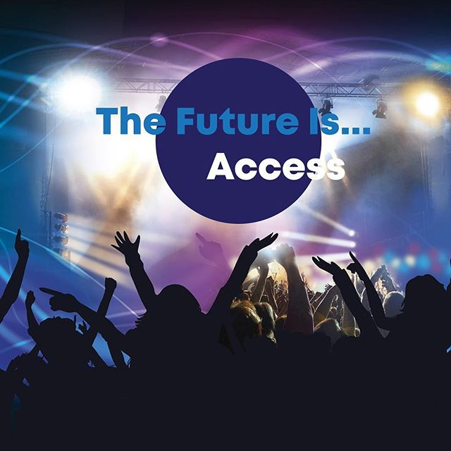 Our morning session tomorrow will be titled The Future is... Access. We will be hosting panels to cover access to capital, access to consumers, access revenues as well as access to tools of creation and distribution. Arrive at @georgetownuniversity at 10am to attend these panels.