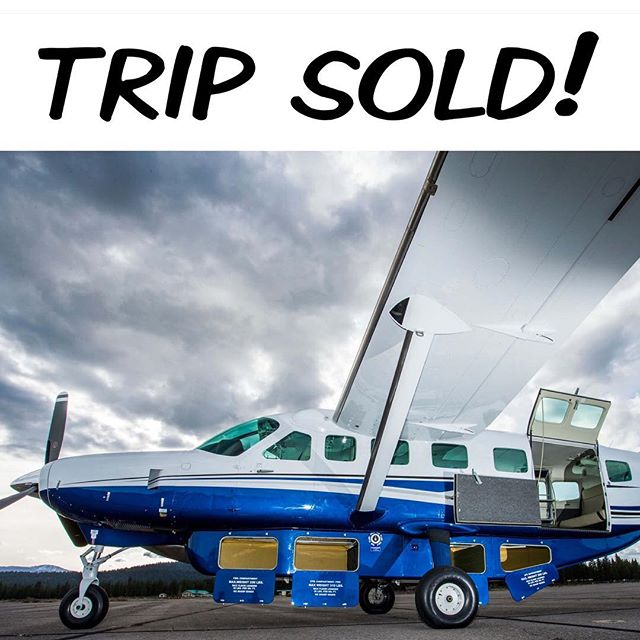 The Caravan to Laredo has been sold! #GoAirXL with truck rates for cargo out of Laredo starting tomorrow at noon!
