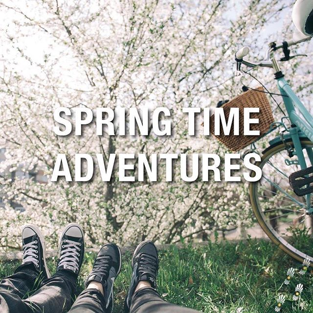 Share your plans for spring! Will you be hunting down cherry blossoms? Will you be biking around a city? We want to know and see your adventures!  Tag us and use #allergytravels to have your pic regrammed and to inspire other Allergy folks out there that traveling is possible allergies and all! . . .  #springtravel #springbreak2019 #marchtrip #traveldestination #marchbreak #travelingwithfoodallergies