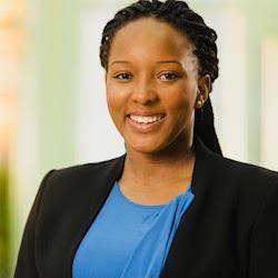 Rebecca Matey    Co-President 2019-2020