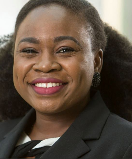 Felicia Kola-Amodu    VP of Communications