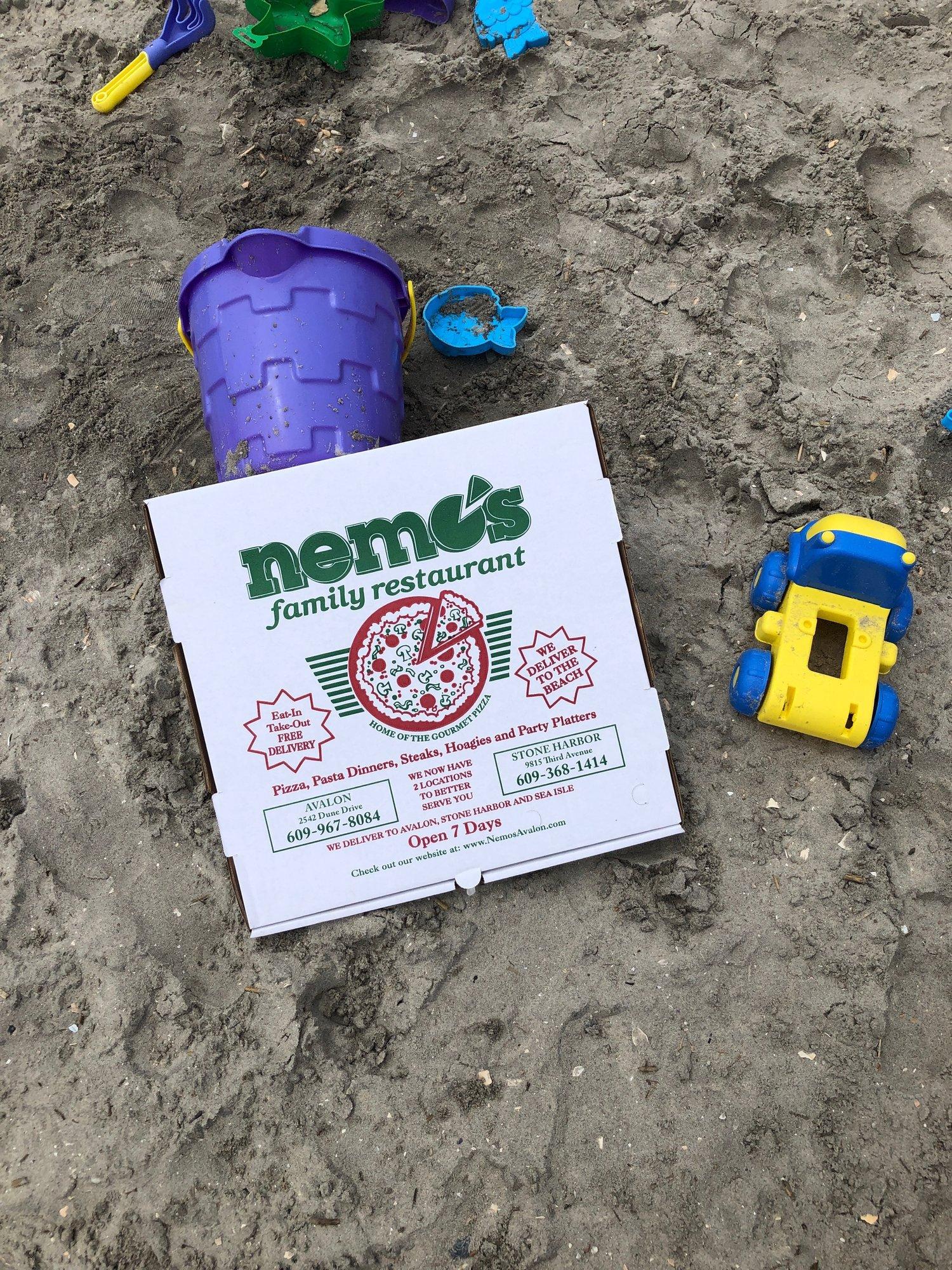 Nemo S Pizza