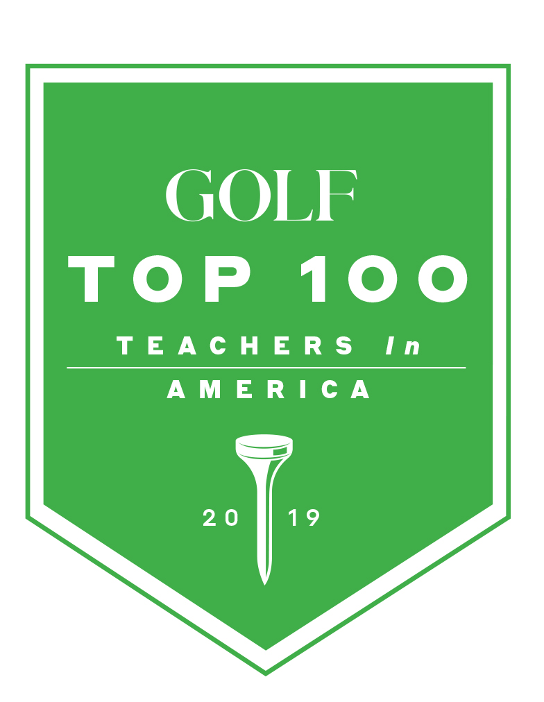 Top 100 Teachers - in America by Golf Magazine. Michael Jacobs is on his second tour as a Top 100 Golf Magazine Teacher.