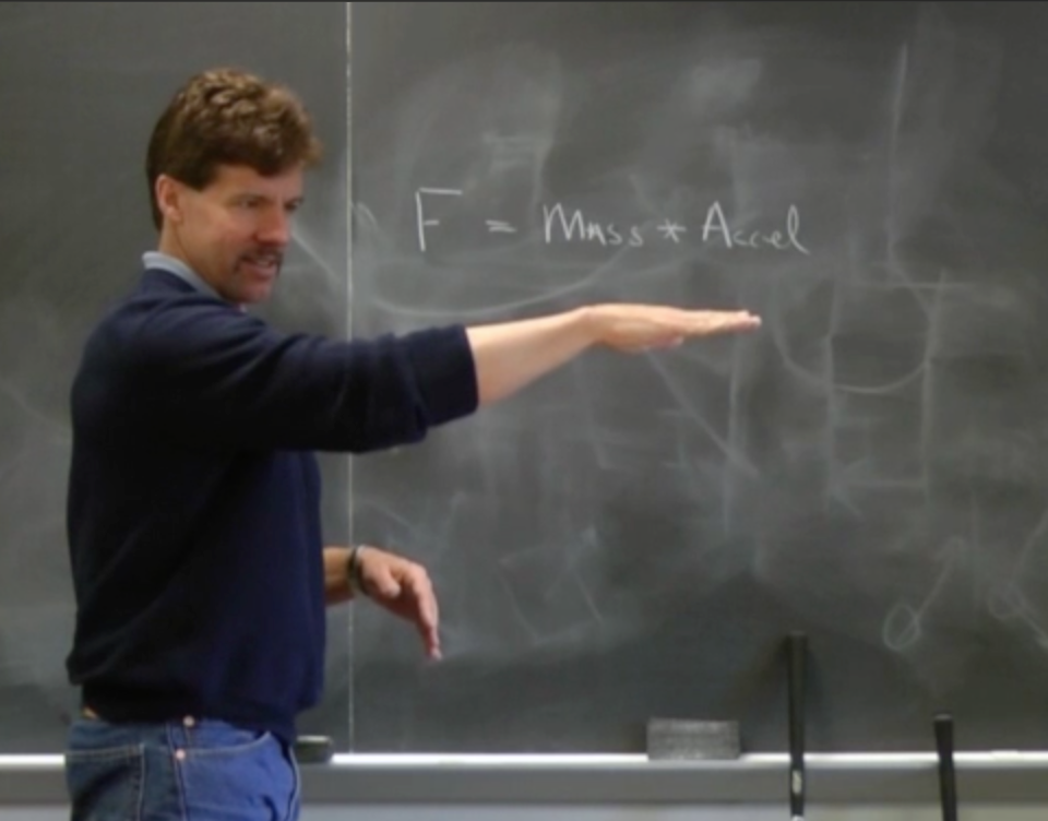 Dr. Nesbit… - explaining the laws of motion in 2016. He has published more than 15 research papers on Bio-mechanics. There are several new papers coming directly from the Jacobs 3D Research.