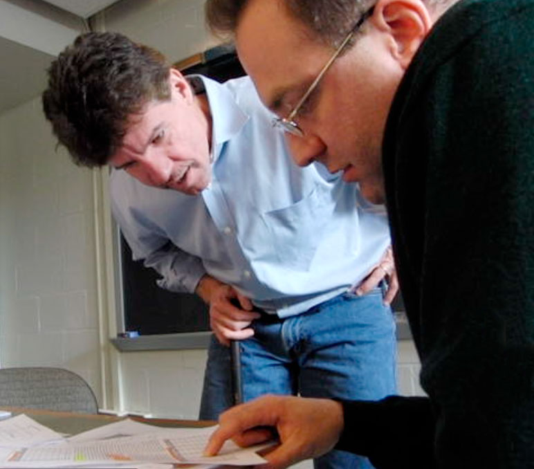 Golf Pro and Mechanical Engineer - Michael Jacobs and Dr. Steven Nesbit began their collaboration in 2010.