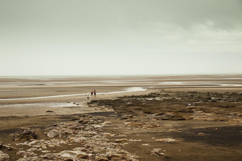 Tide is Out, Darwin