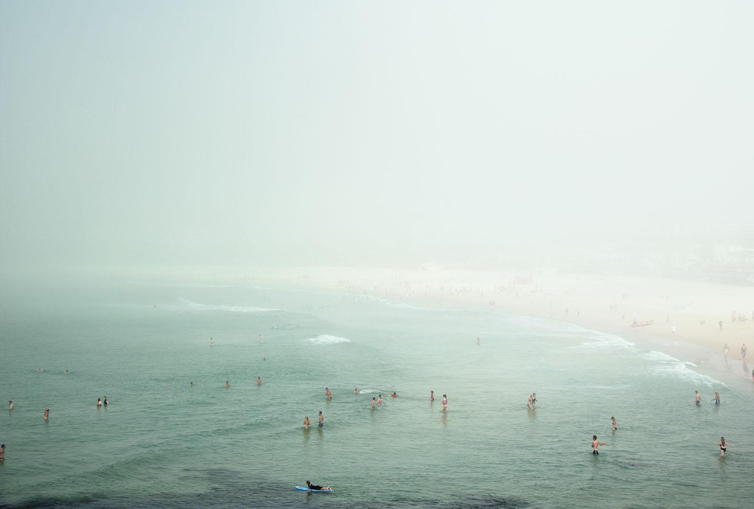 Bondi in the Fog