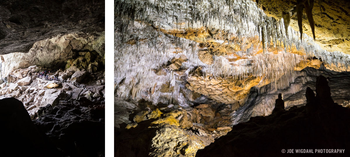 The Jenolan Caves
