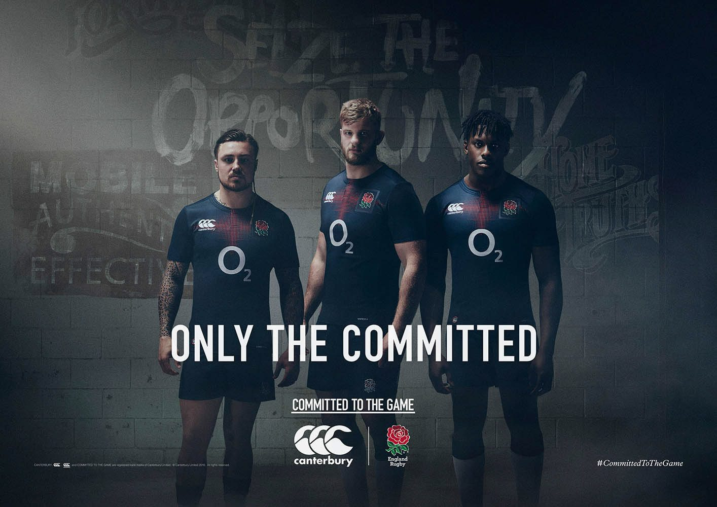 English Rugby / Canterbury Clothing