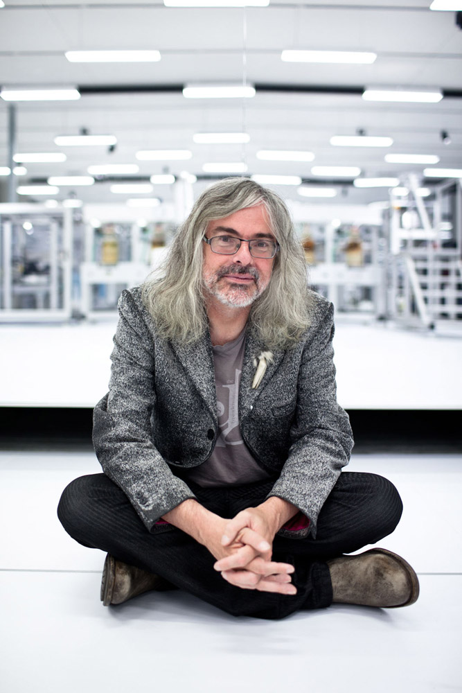 David Walsh, Owner of MONA Museum