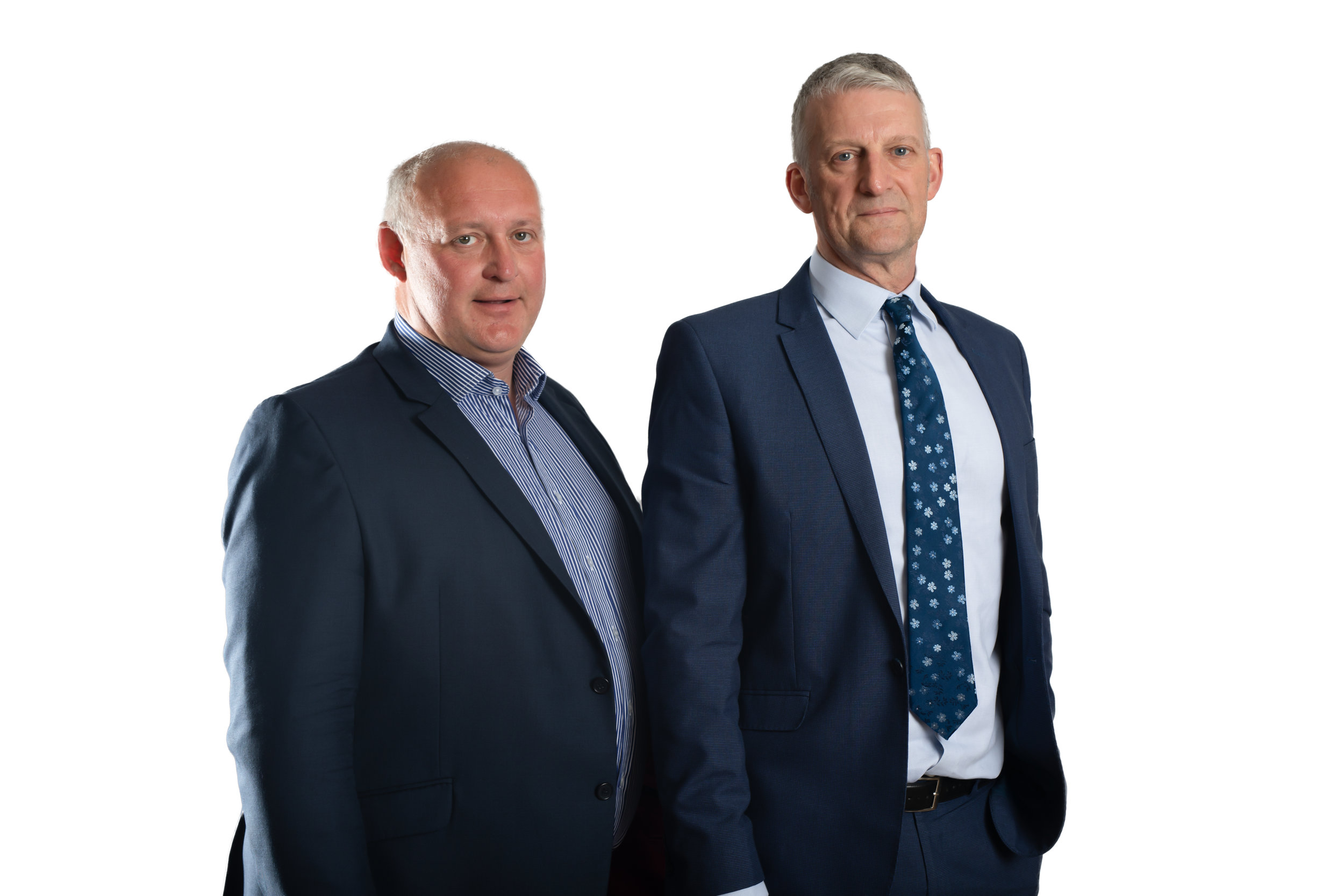 Outstanding advice & support - Meet the Team - Andrew Wiffen & David McWilliam