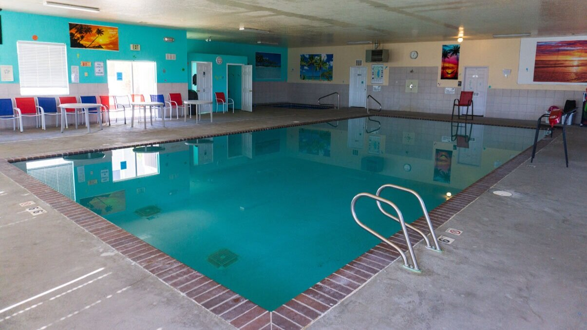 Town of Garden City Swimming Pool