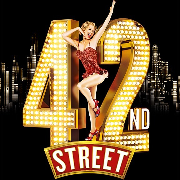Guess what our first broadcast of the season from London is? It's a real stumper! 42nd Street! Broadcast is scheduled for September 21st! Get tickets online or call us at 207-873-7000! #watervillemaine #operahouse #broadcast #42ndstreet
