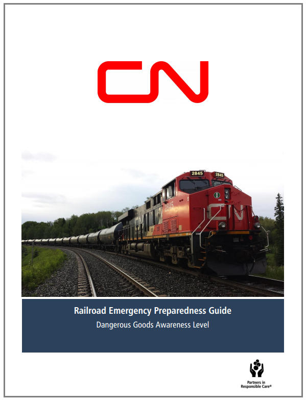 Click to open the CN Emergency Preparedness Guide.