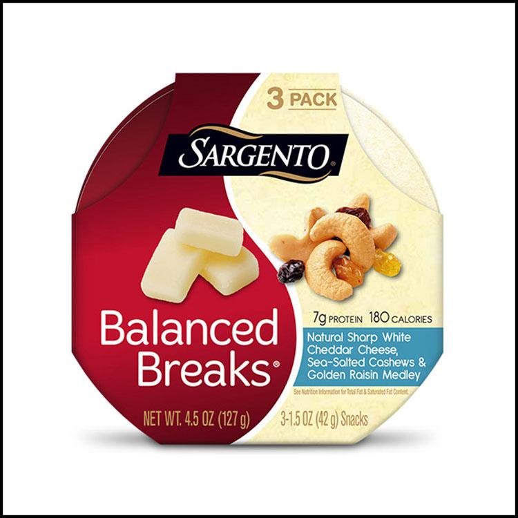 SARGENTO BALANCED BREAKS -